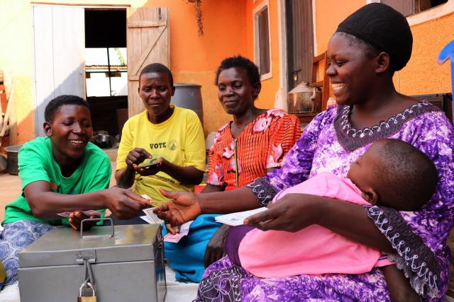 Vslas An Opportunity To Eradicate Poverty Uganda
