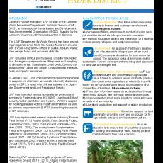 food security in uganda pdf